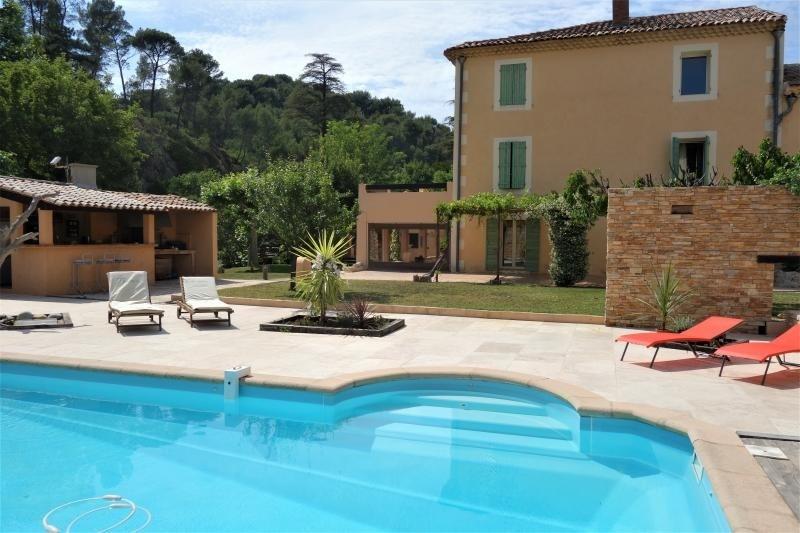 Vente de prestige maison / villa Gemenos 1155000€ - Photo 3