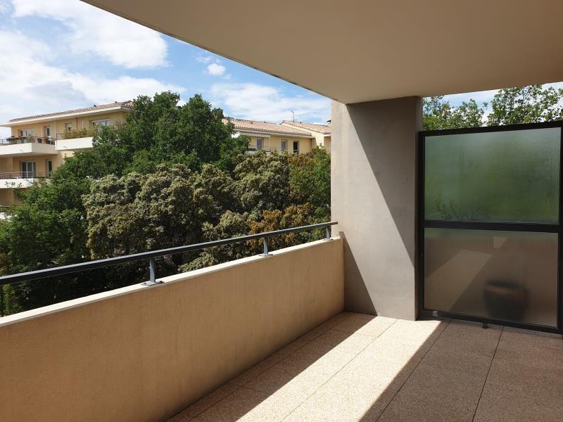 Rental apartment Les milles 850€ CC - Picture 1