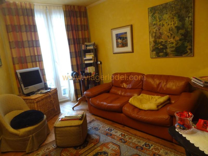 Verkauf auf rentenbasis wohnung Latour-de-france 52500€ - Fotografie 4