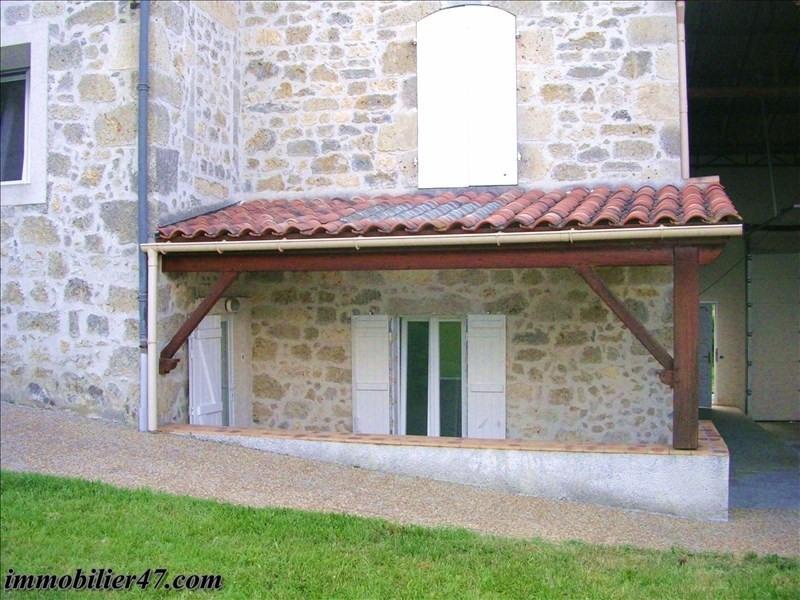 Rental apartment Lusignan petit 497€ CC - Picture 2