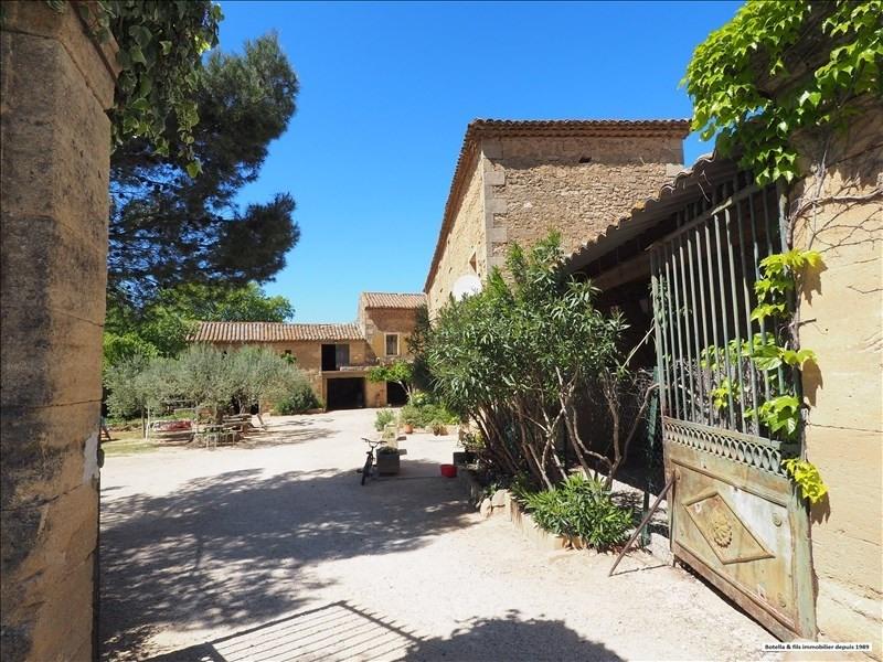 Immobile residenziali di prestigio casa Uzes 530000€ - Fotografia 9
