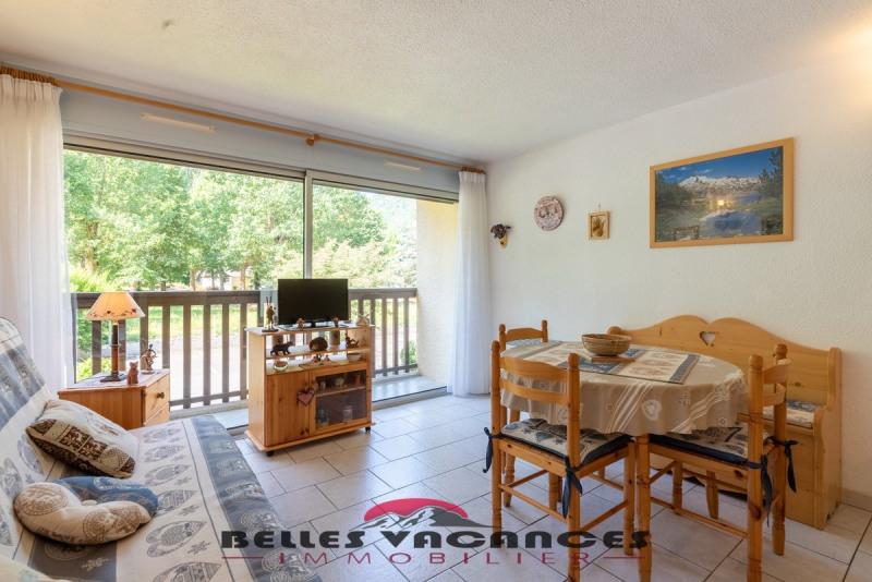 Sale apartment Saint-lary-soulan 96000€ - Picture 1