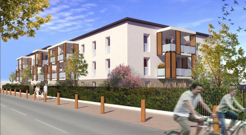 Rental apartment Thonon les bains 695€ CC - Picture 1