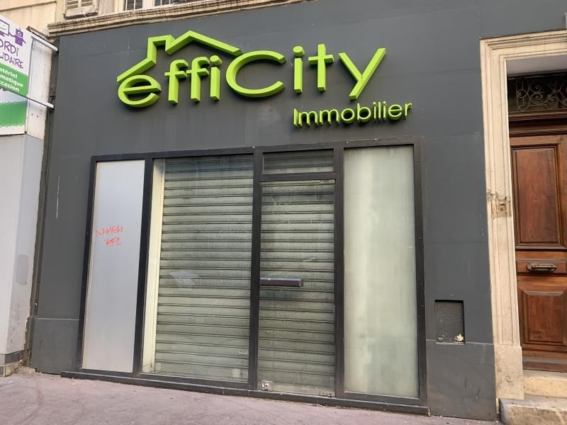 Rental shop Marseille 1er 550€ HT/HC - Picture 1
