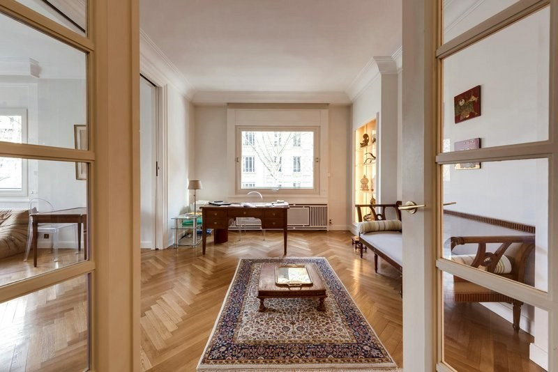 Vente de prestige appartement Lyon 6ème 1140000€ - Photo 12