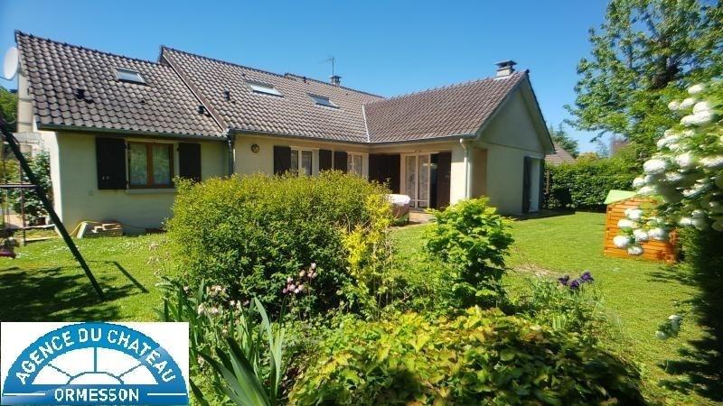 Sale house / villa Pontault combault 470000€ - Picture 1