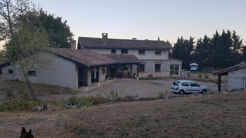 Vente de prestige maison / villa Lentilly 645000€ - Photo 1