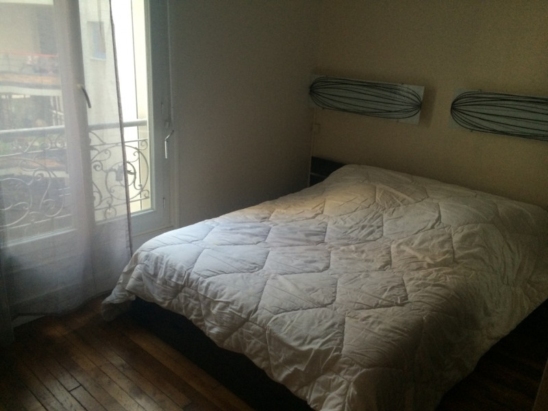 Rental apartment Paris 14ème 1200€ CC - Picture 2