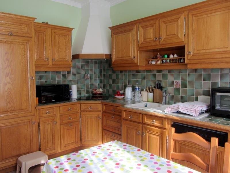 Sale house / villa Boissy l'aillerie 388500€ - Picture 3