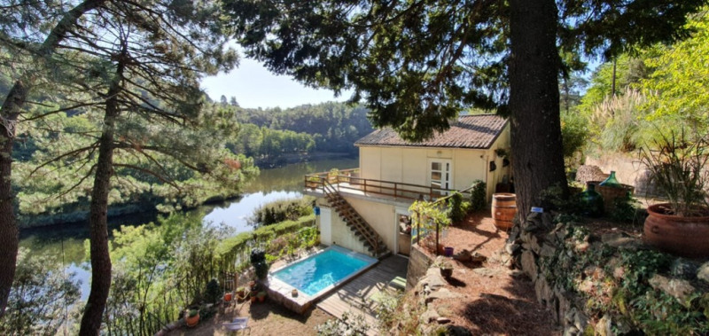 Vente maison / villa Branoux les taillades 260000€ - Photo 1