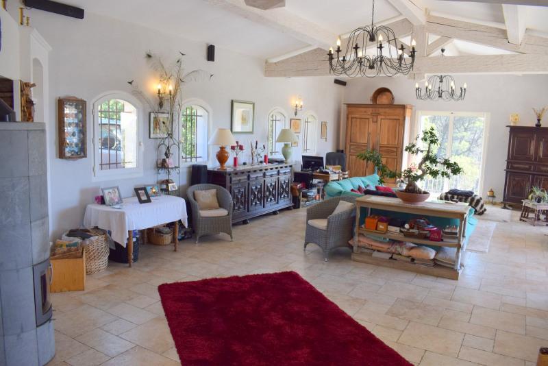 Revenda residencial de prestígio casa Seillans 750000€ - Fotografia 21