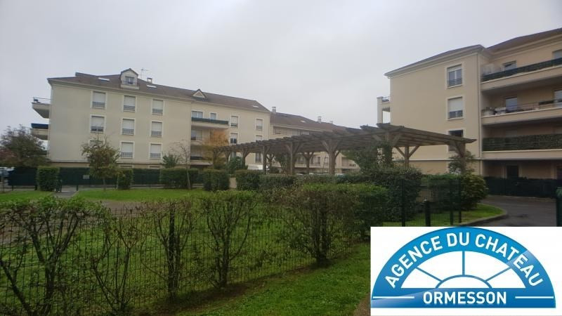 Vente appartement Pontault combault 159000€ - Photo 1