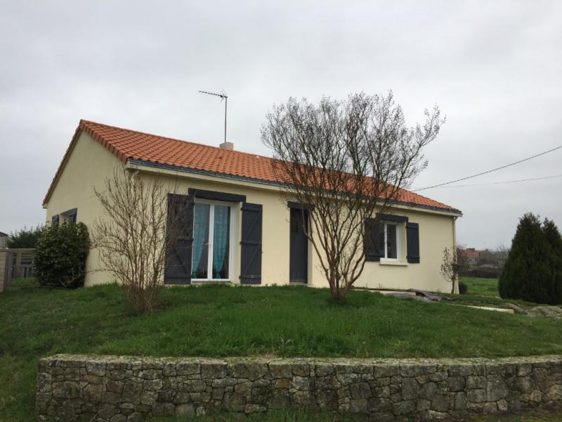 Location maison / villa Saint philbert en mauges 580€ CC - Photo 1