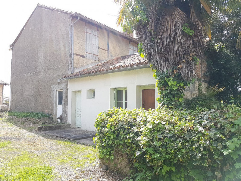 Vente maison / villa Barcelonne du gers 65 000€ - Photo 1