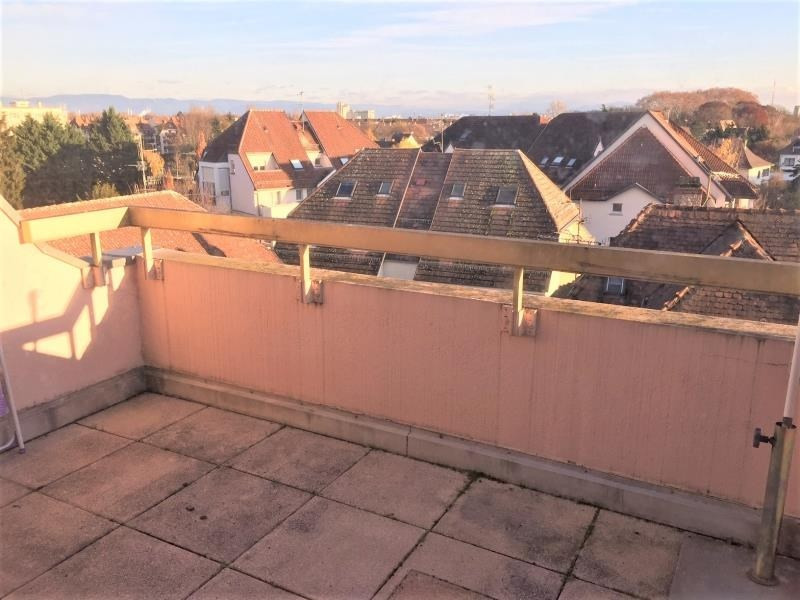 Rental apartment Strasbourg 1 190€ CC - Picture 6
