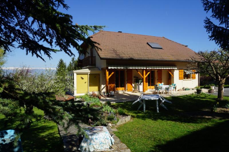 Vente de prestige maison / villa Collonges sous saleve 845000€ - Photo 1