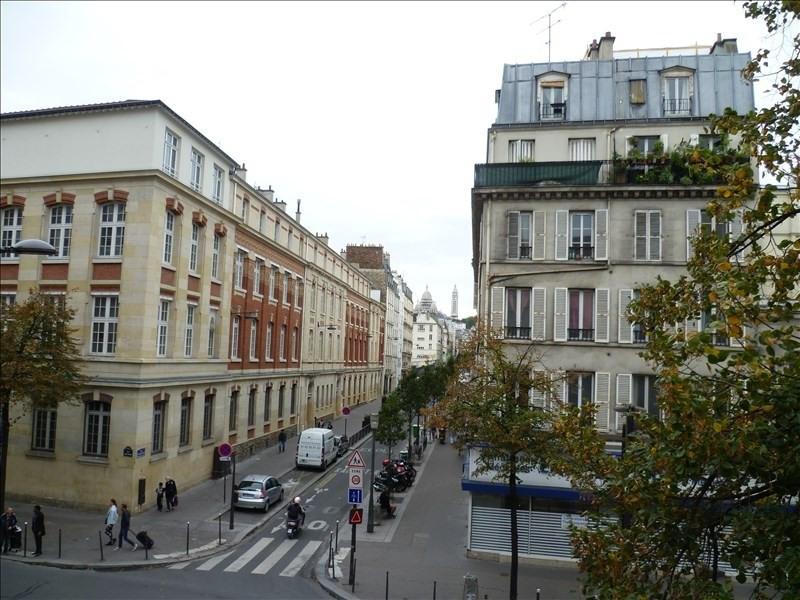 Aрендa квартирa Paris 18ème 895€ CC - Фото 4