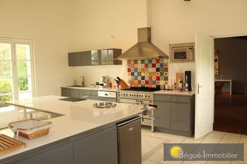 Deluxe sale house / villa 15 mns blagnac 786000€ - Picture 3