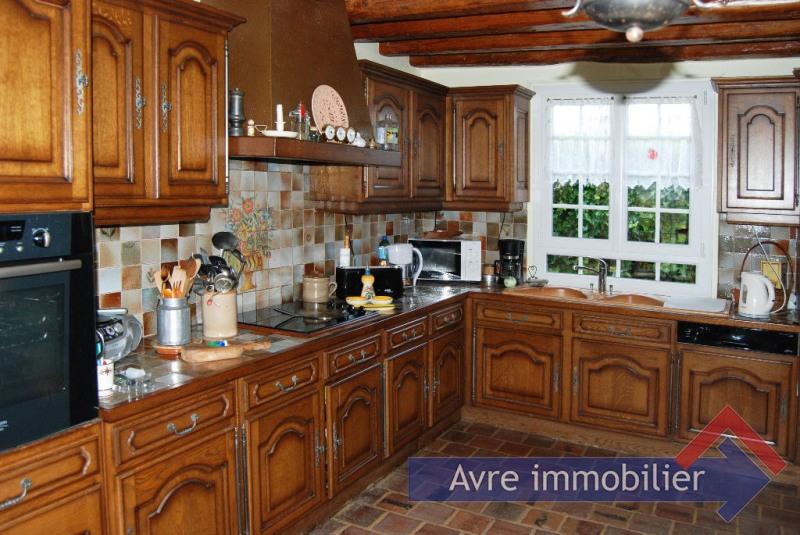 Vente maison / villa Verneuil d'avre et d'iton 211000€ - Photo 4