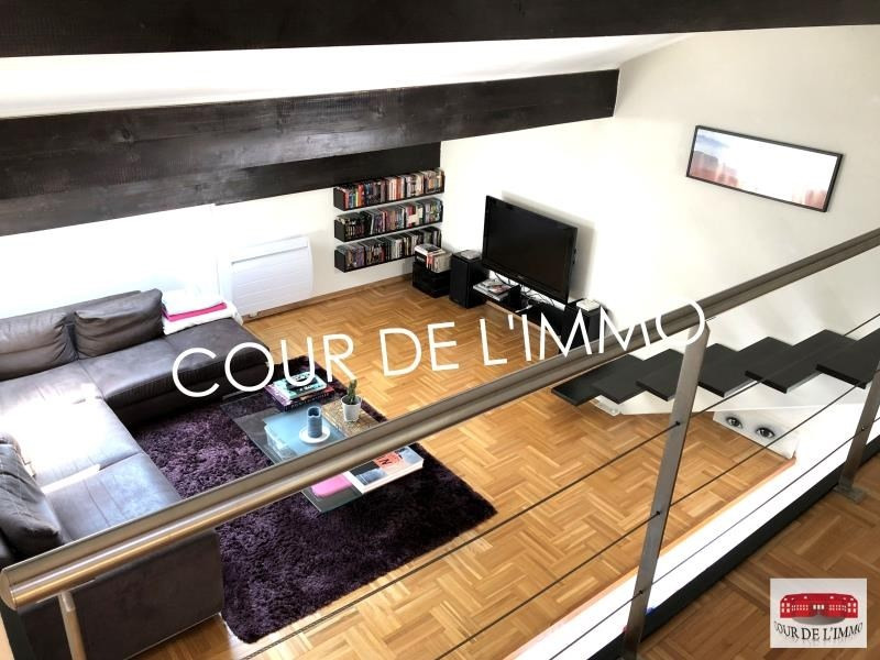 Vendita appartamento La tour 286000€ - Fotografia 5