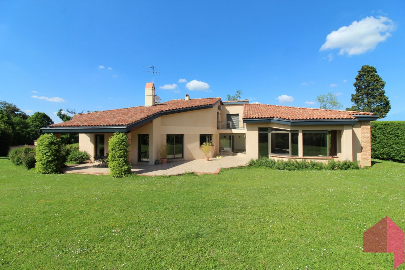 Deluxe sale house / villa Quint fonsegrives 898000€ - Picture 2