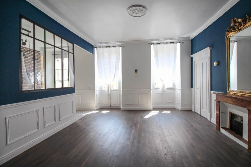 Deluxe sale apartment Nice 625000€ - Picture 1