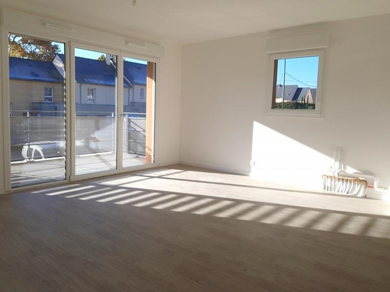 Rental apartment L hermitage 590€ CC - Picture 1