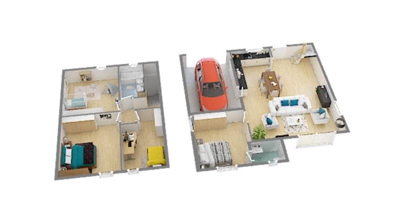 Vente maison / villa Ciboure 535000€ - Photo 3