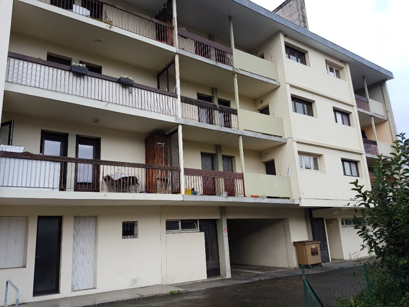 Sale apartment Aire sur l adour 77 500€ - Picture 1