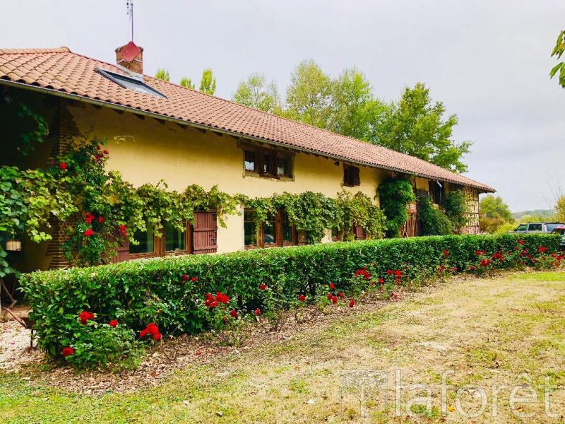 Vente de prestige maison / villa Fossiat 520000€ - Photo 1
