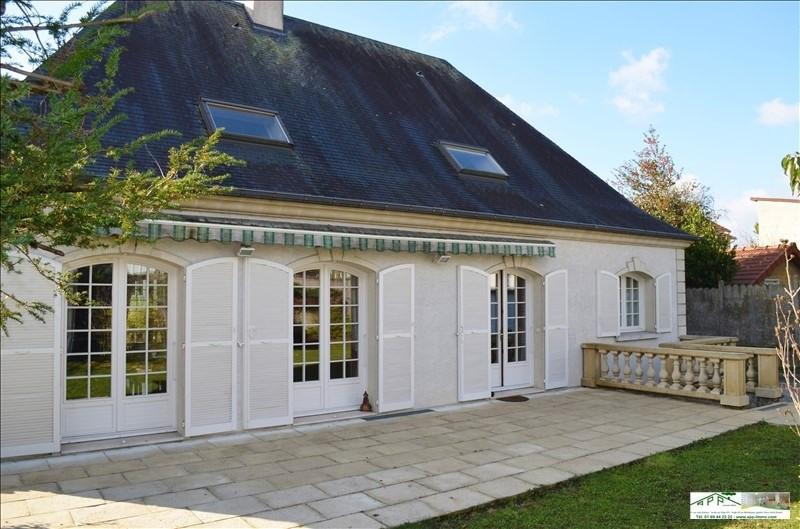 Vente de prestige maison / villa Savigny sur orge 578000€ - Photo 1
