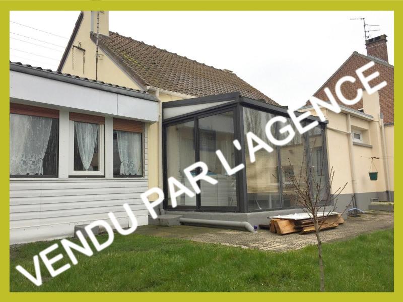 Vente maison / villa Estevelles 117900€ - Photo 1