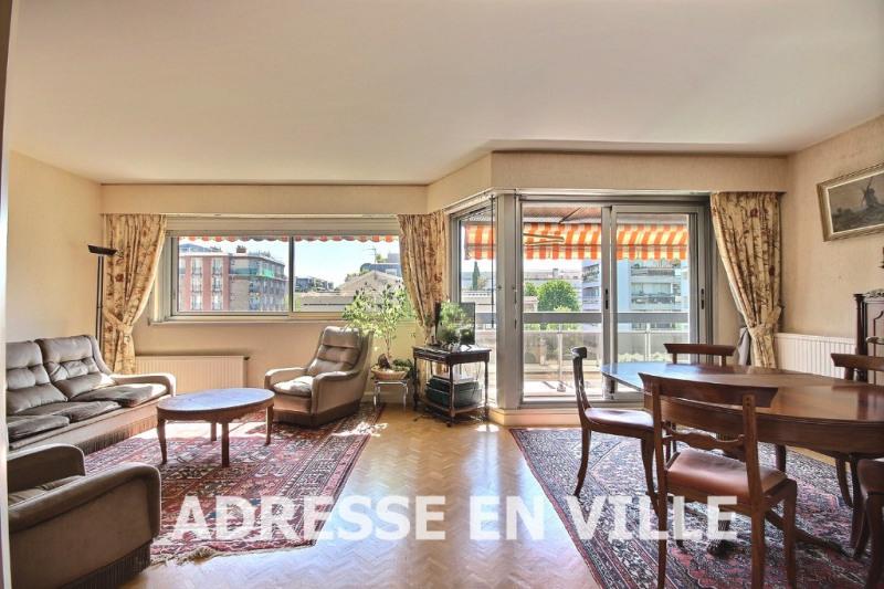 Revenda residencial de prestígio apartamento Levallois perret 1063000€ - Fotografia 2