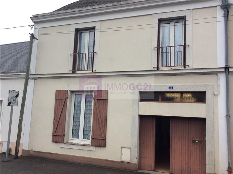 Vente maison / villa Ecommoy 143750€ - Photo 2