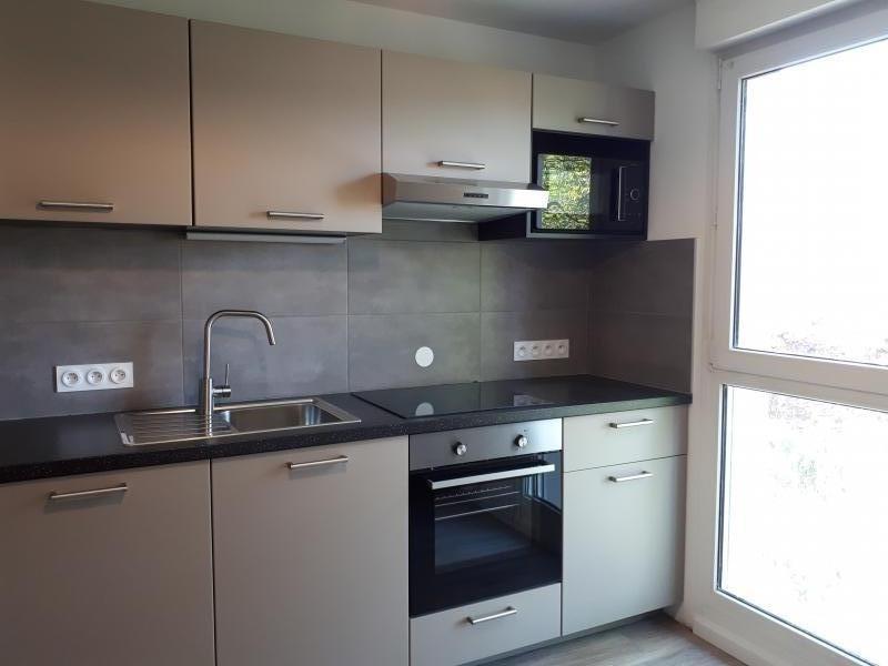 Rental apartment Strasbourg 950€ CC - Picture 1