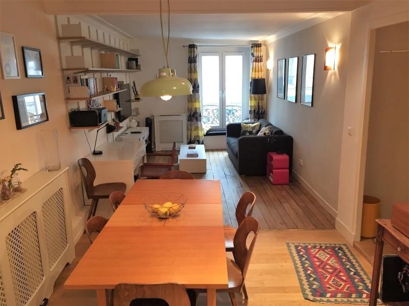 Vente appartement Paris 18ème 565000€ - Photo 1