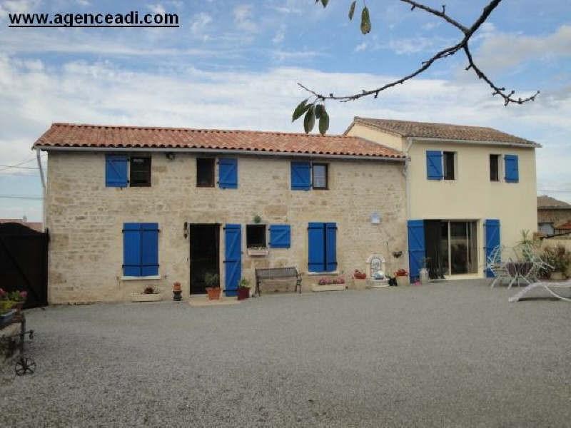Vente maison / villa La creche/st maixent 176800€ - Photo 1