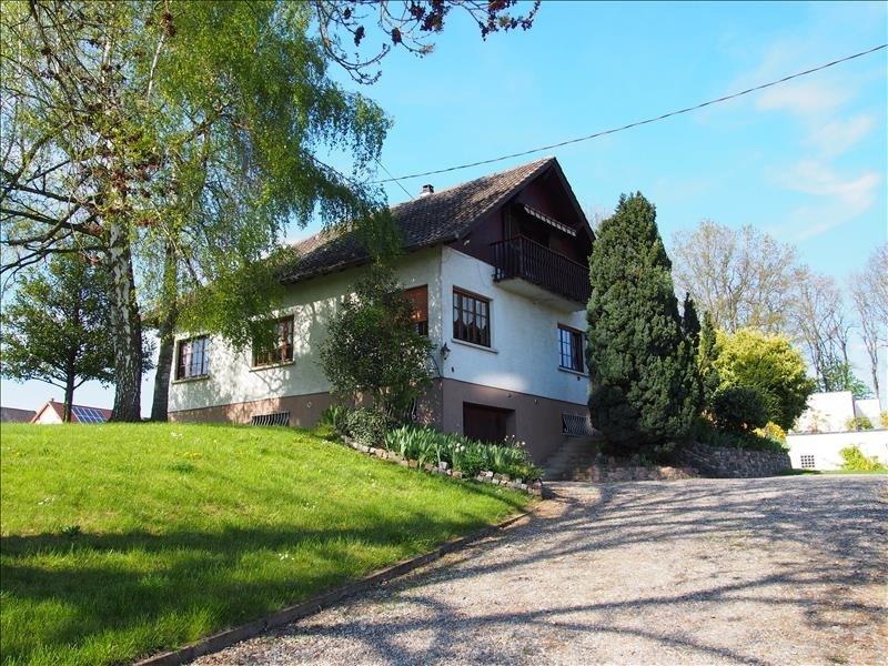 Sale house / villa Kriegsheim 415000€ - Picture 2