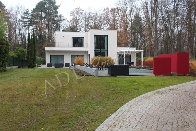 Vente de prestige maison / villa Lamorlaye 1495000€ - Photo 1