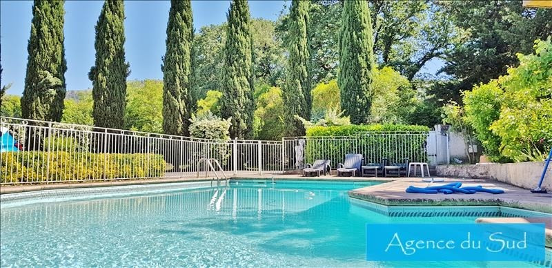Vente de prestige maison / villa Aubagne 890000€ - Photo 1