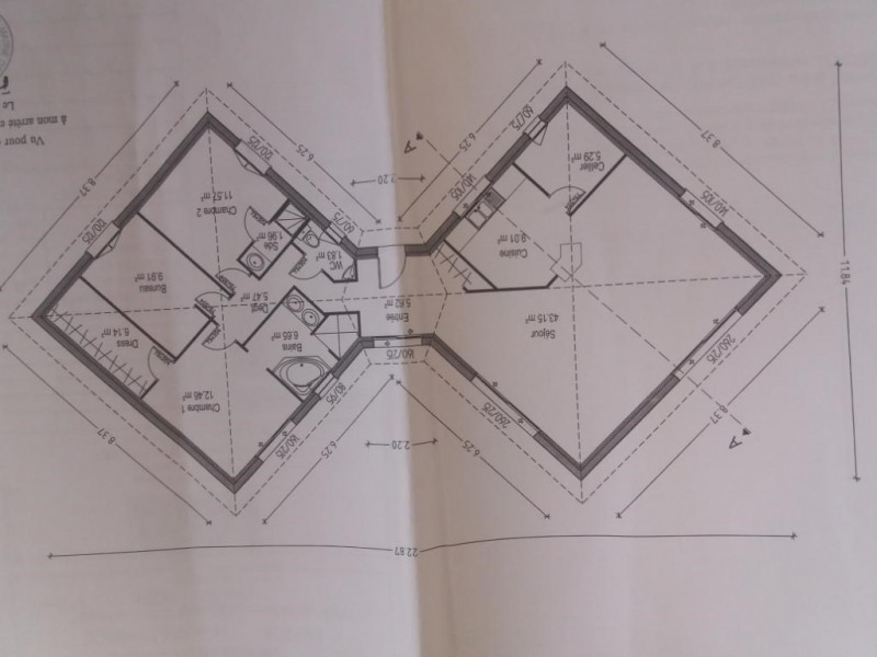 Venta  casa Pontenx les forges 304500€ - Fotografía 10