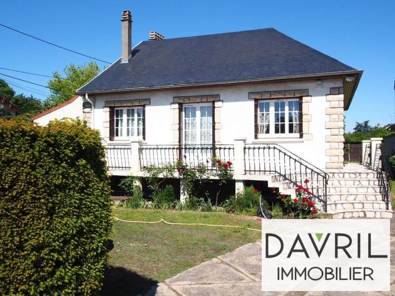 Sale house / villa Conflans ste honorine 469000€ - Picture 1