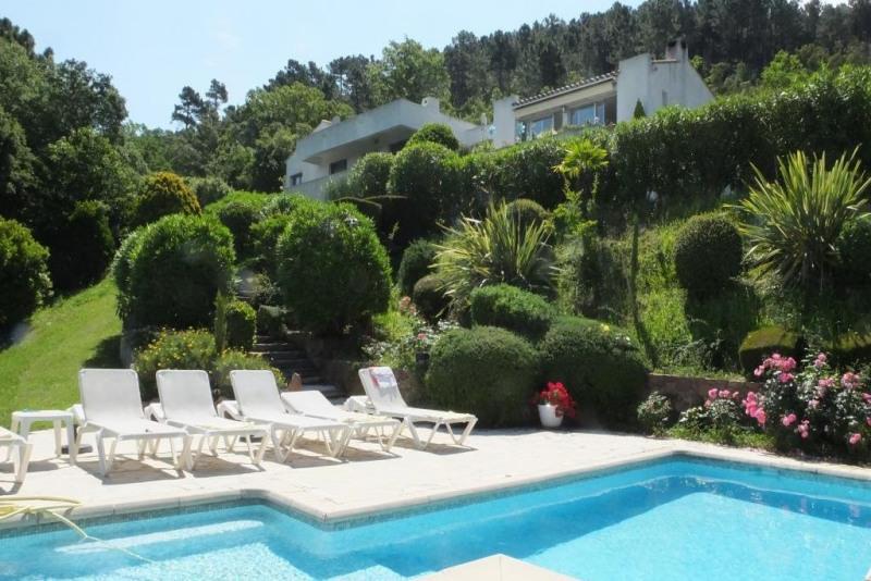 Deluxe sale house / villa Les adrets-de-l'estérel 845000€ - Picture 1