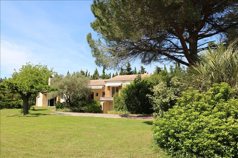 Sale house / villa Chateauneuf du rhone 415 000€ - Picture 1