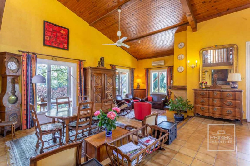Vente de prestige maison / villa Saint didier au mont d'or 865000€ - Photo 6
