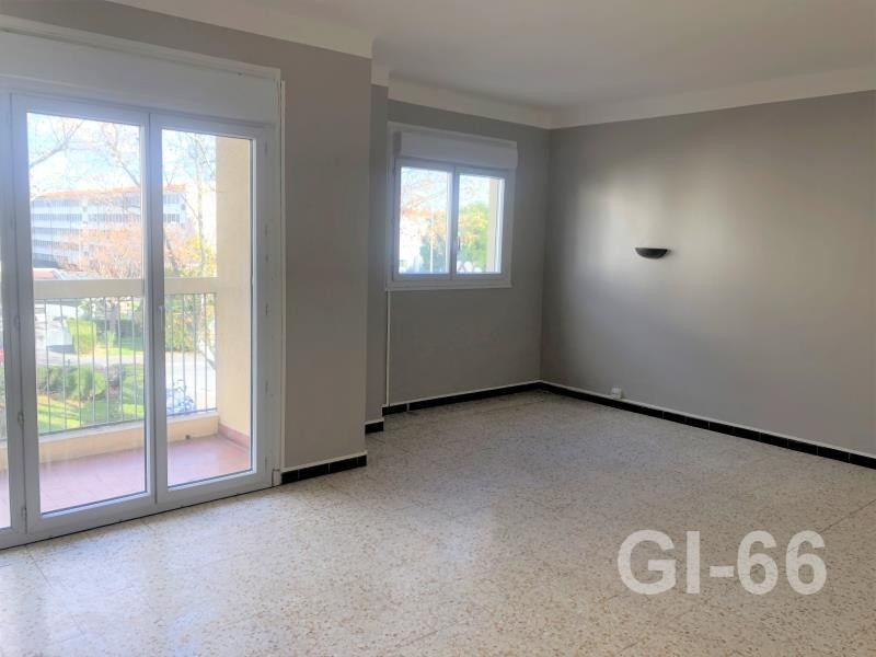 Rental apartment Perpignan 660€ CC - Picture 1