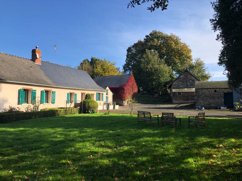 Sale house / villa Ombree d'anjou 218400€ - Picture 1