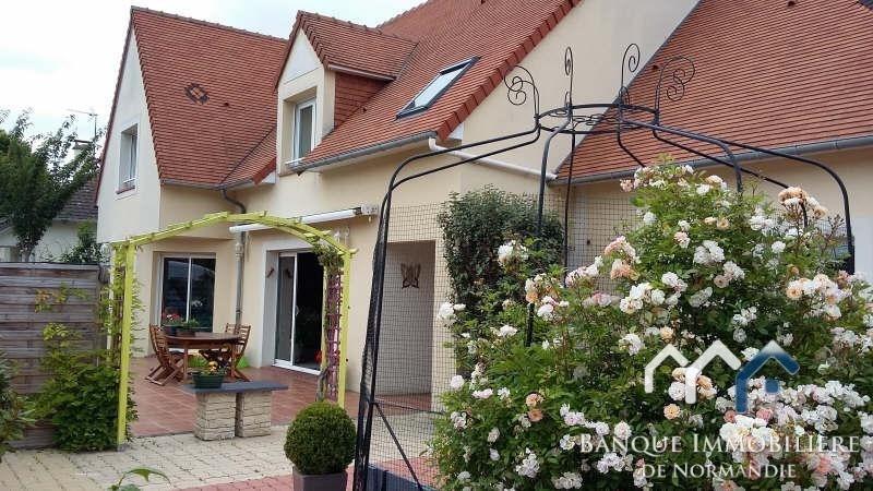 Vente maison / villa Benouville 410000€ - Photo 2