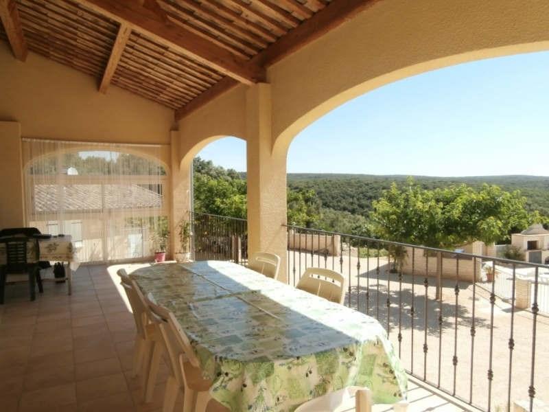 Immobile residenziali di prestigio casa Barjac 625400€ - Fotografia 16