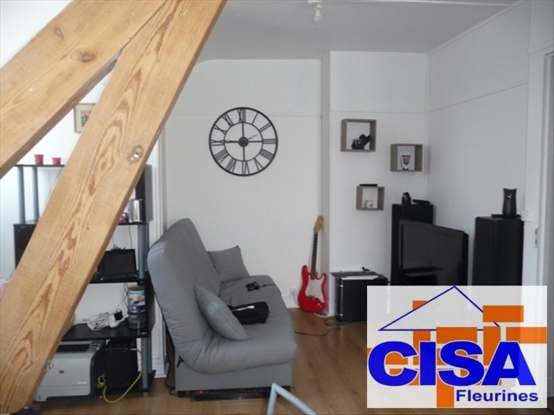 Rental apartment Pont ste maxence 510€ CC - Picture 1